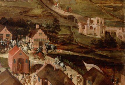 (Anti) duivelse praktijken in een verdwenen klooster