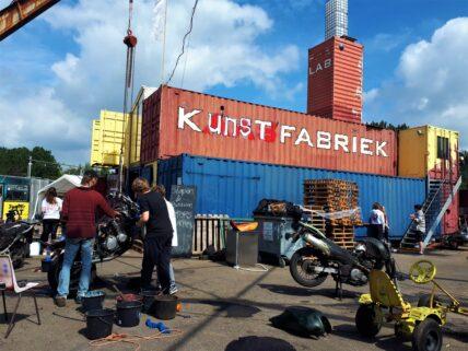 Nieuw in Alkmaar: De Kunstfabriek
