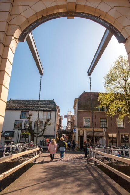 Stadwandelingen met gidsen van Gilde Alkmaar