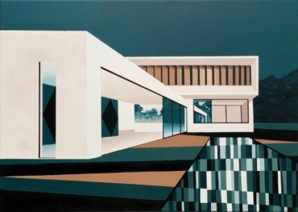 Nieuwe werk van Bonnie Severien bij Kunstuitleen Alkmaar