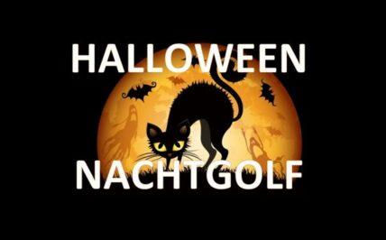Halloween Nachtgolf