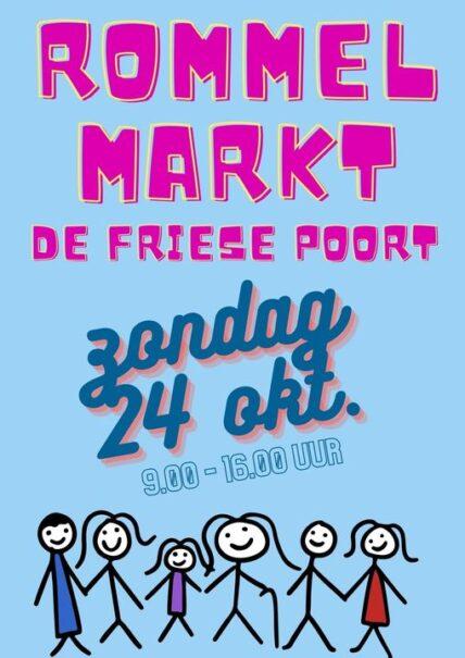 Rommelmarkt De Friese Poort