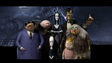 The Addams Family op avontuur